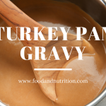 Turkey pan gravy